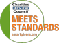 Meets Standards at smartgivers.org
