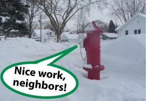 talking fire hydrant