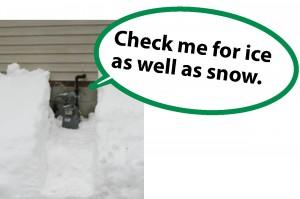 talking outdoor meter