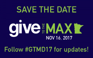 Save the Date: Nov. 16!