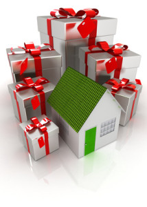 House and gifts