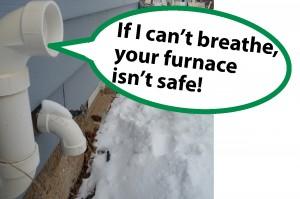 furnace intake