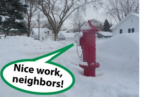 talking fire hydrant
